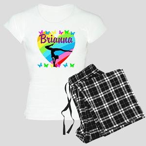 PERSONALIZE GYMNAST Women's Light Pajamas