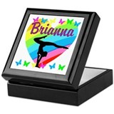 Gymnastic Keepsake Boxes