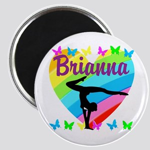 PERSONALIZE GYMNAST Magnet