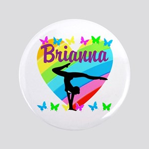 PERSONALIZE GYMNAST Button