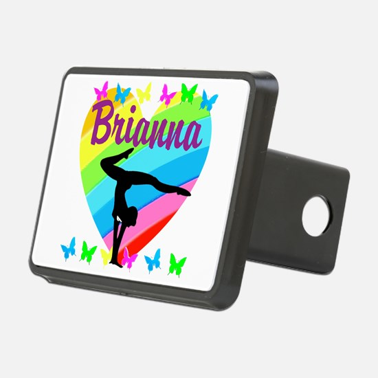 PERSONALIZE GYMNAST Hitch Cover