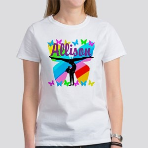 PERSONALIZE GYMNAST Women's T-Shirt