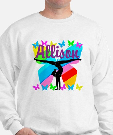 PERSONALIZE GYMNAST Sweatshirt