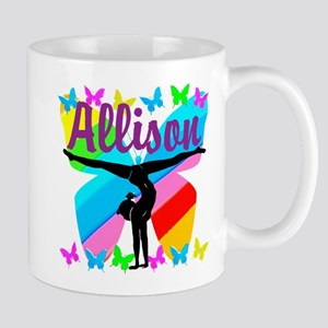 PERSONALIZE GYMNAST Mug