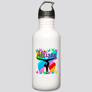 PERSONALIZE GYMNAST Stainless Water Bottle 1.0L