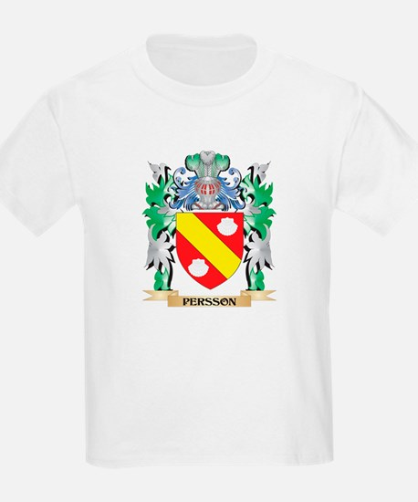 Persson Coat of Arms - Family Crest T-Shirt