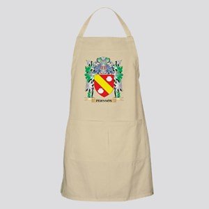 Persson Coat of Arms - Family Crest Apron