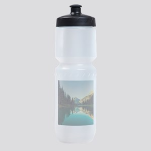 Glacier National Park Sports Bottle