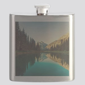 Glacier National Park Flask