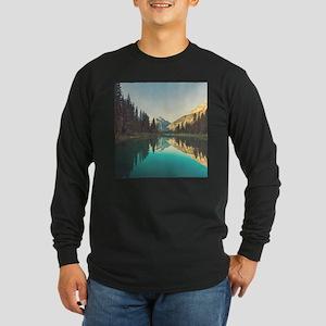 Glacier National Park Long Sleeve T-Shirt