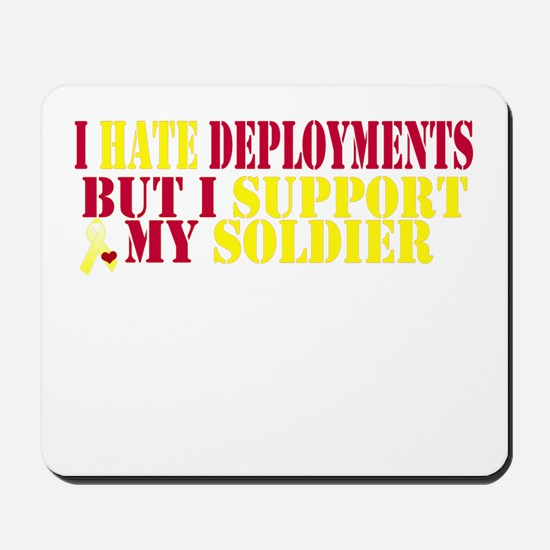 Soldier Mousepad