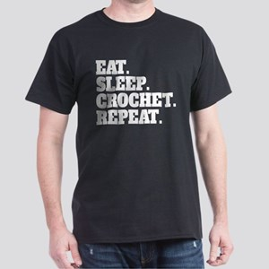 Eat. Sleep. Crochet. Repeat. T-Shirt