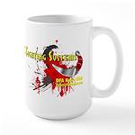 Dfa Red Mugs