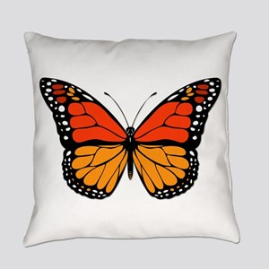 Butterfly Everyday Pillow