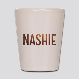 Nashie Nashville Fan Shot Glass
