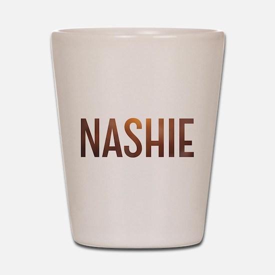 Nashie Nashville Fan Shot Glass