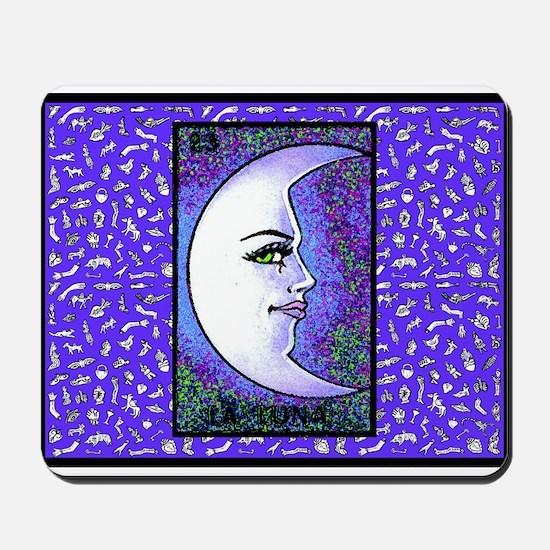La Luna & Milagros Mousepad