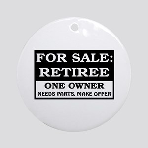 Retirement Gift, For Sale, Retiree, One Owner, Nee