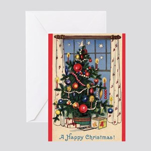 A Happy Christmas Greeting Card