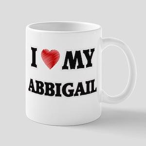 I love my Abbigail Mugs