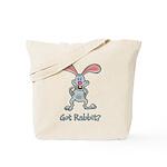 Got Rabbit? Tote Bag