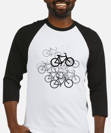 Bicycles Baseball Jersey
