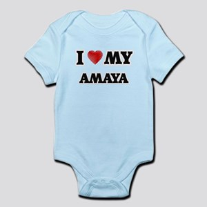 I love my Amaya Body Suit