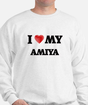 I love my Amiya Sweatshirt