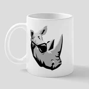 Cool Rhinoceros Mug