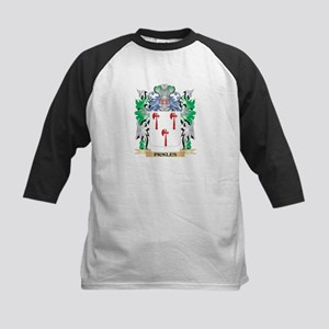 Pickles Coat of Arms - Family Cres Baseball Jersey