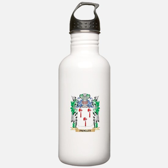 Pickles Coat of Arms - Water Bottle