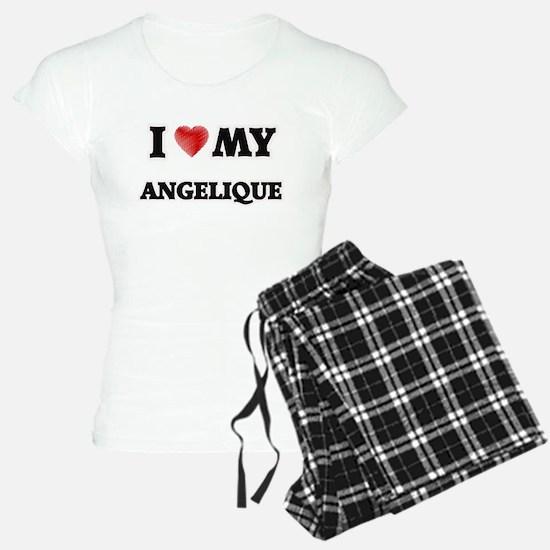 I love my Angelique Pajamas