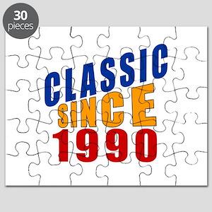 Classic Since 1990 Puzzle