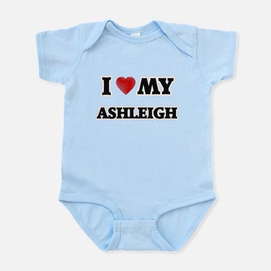I love my Ashleigh Body Suit