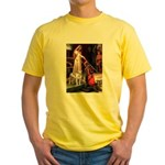The Accolade / Pitbull Yellow T-Shirt