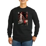 The Accolade / Pitbull Long Sleeve Dark T-Shirt
