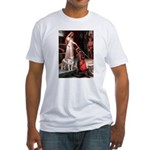 The Accolade / Pitbull Fitted T-Shirt