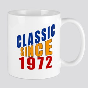 Classic Since 1972 Mug