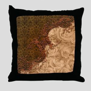 Wonderful vintage design Throw Pillow
