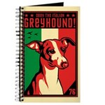 Italian Greyhound! World Domination Journal