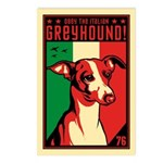 Italian Greyhound! Postcards (Package of 8)