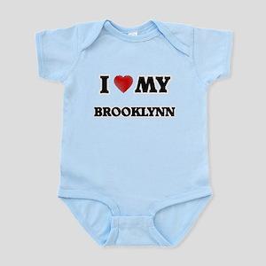 I love my Brooklynn Body Suit