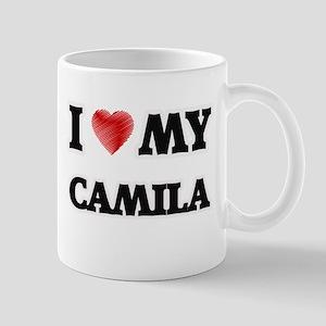 I love my Camila Mugs