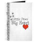 Little Paws Big Heart Journal