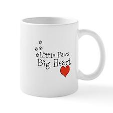 Little Paws Big Heart Mugs