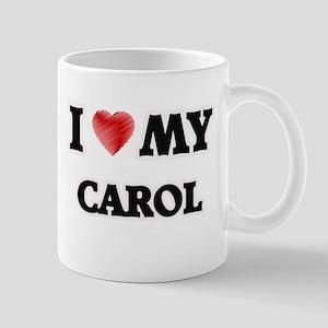 I love my Carol Mugs