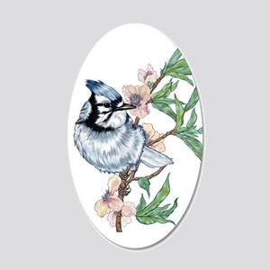 Blue jay Wall Decal