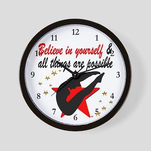 BEST DIVER Wall Clock