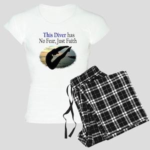 BEST DIVER Women's Light Pajamas