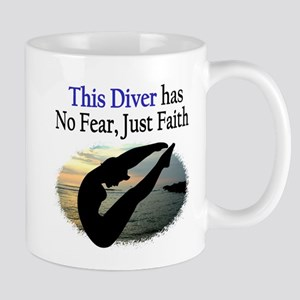 BEST DIVER Mug
